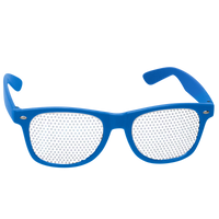 Blue Vegas Sunglasses Thumb