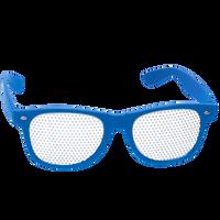 Royal Blue Vegas Sunglasses Thumb