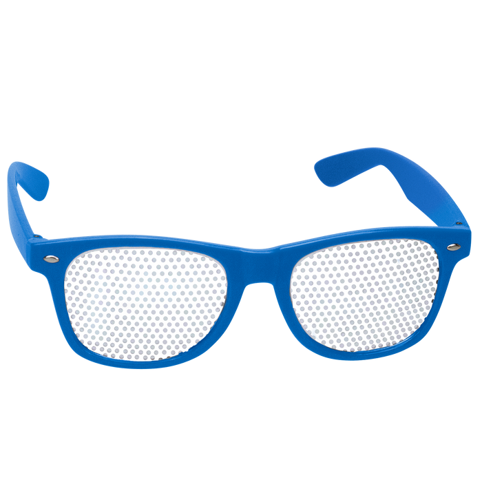 Blue Vegas Sunglasses