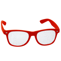 Red Vegas Sunglasses Thumb