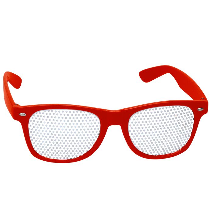 Red Vegas Sunglasses
