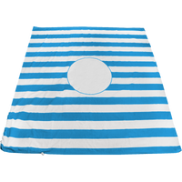 Turquoise Mainland Beach Blanket Bag Thumb