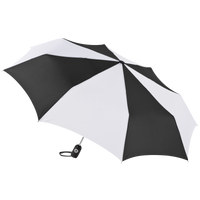 Black/White Aquarius totes® Umbrella Thumb