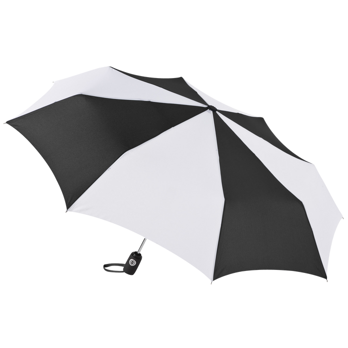 Black/White Aquarius totes® Umbrella
