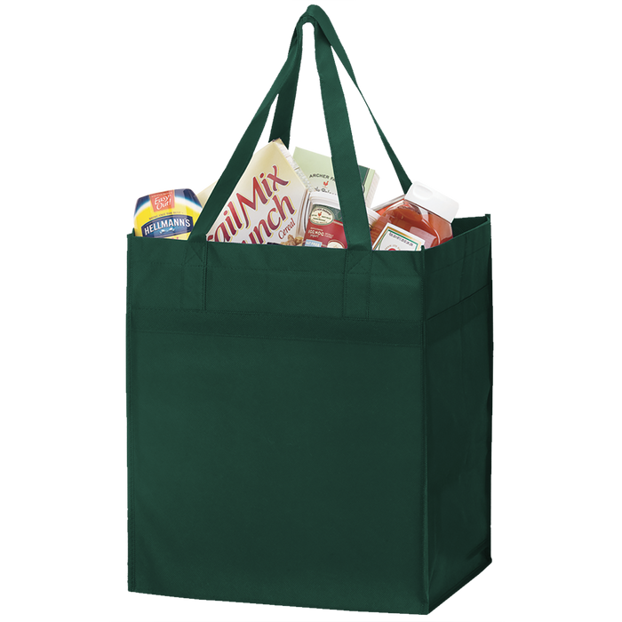 Hunter Green Big Tex Grocery Bag