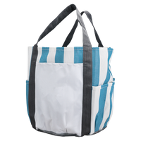 Turquoise Archipelago Beach Bag Thumb