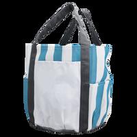 Turquoise Archipelago Beach Bag Thumb
