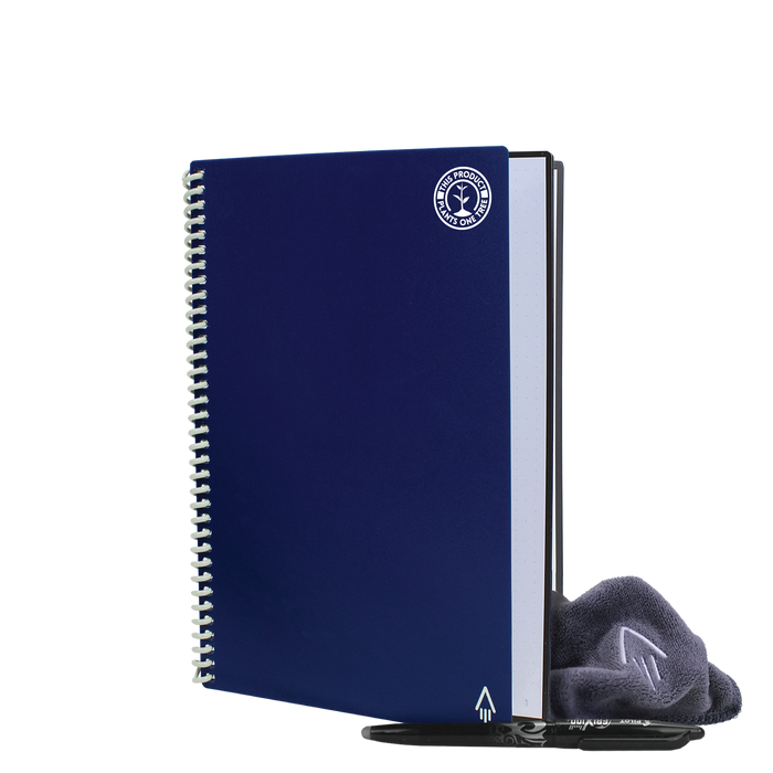 Midnight Blue #OneTreePlanted Rocketbook Core Executive (Everlast)