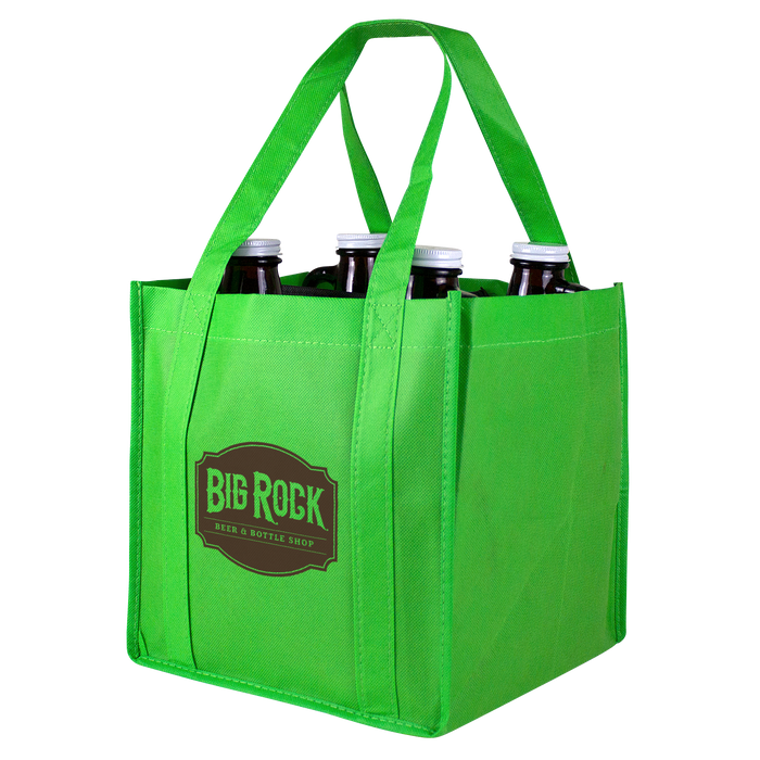 4 Bottle Growler Tote