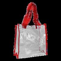 Red Standard Vinyl Tote Bag Thumb