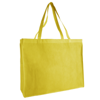 Yellow Convention Tote Plus Thumb