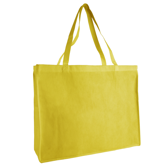 Yellow Convention Tote Plus