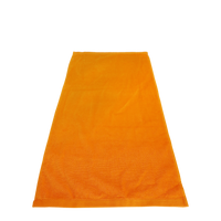 Tangerine Flex Color Fitness Towel Thumb