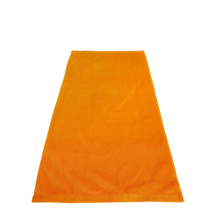 Tangerine Flex Color Fitness Towel