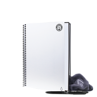 White #OneTreePlanted Rocketbook Core Executive (Everlast) Thumb