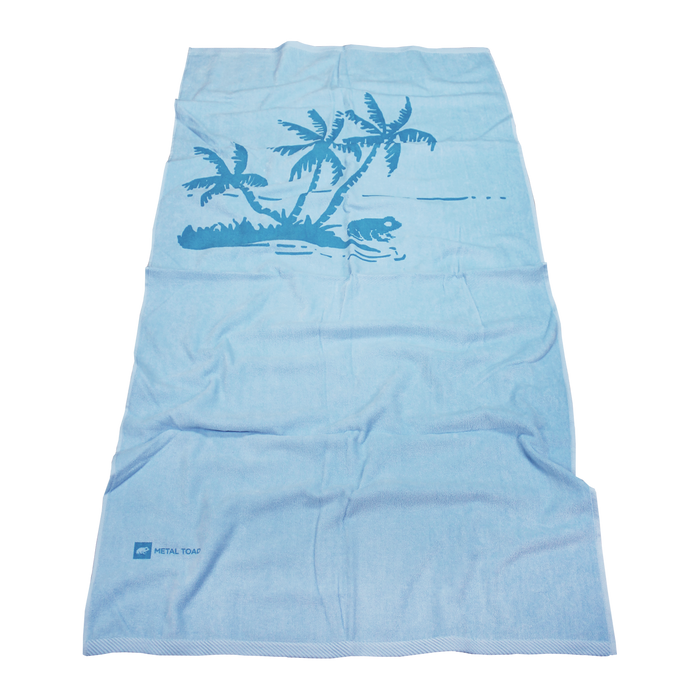 Gypsea Color Beach Towel