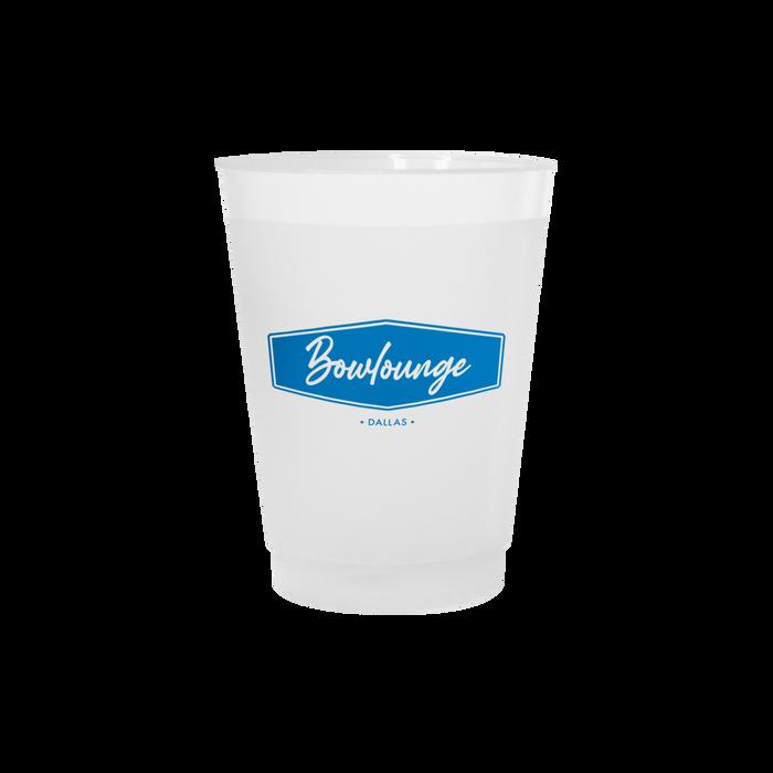 Medium Frosted Stadium Cup
