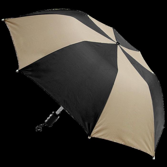 Tan/Black Classic Umbrella