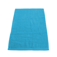 Turquoise Ultraweight Colored Fitness Towel Thumb