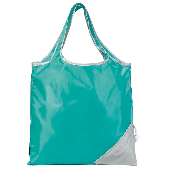 Teal Stow & Tote