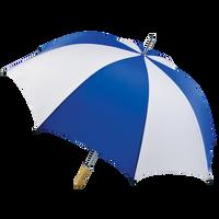 Royal/White Jupiter Umbrella Thumb