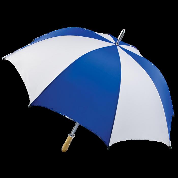 Royal/White Jupiter Umbrella
