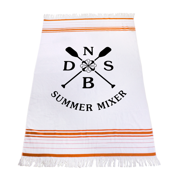 striped beach towels,  embroidered beach towels,  imprinted beach towels,