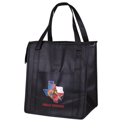 Pocket Insulated Tote