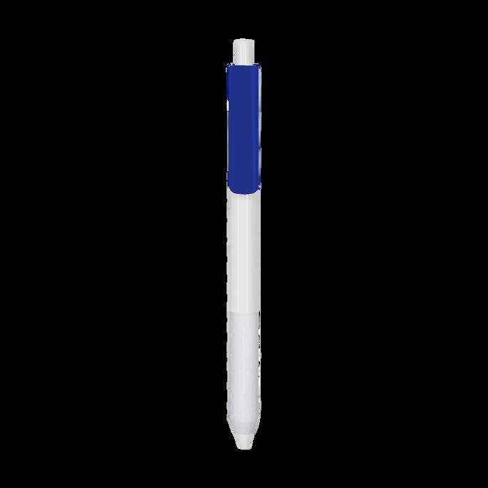 Reflex Blue with Blue Ink Antibacterial Pen