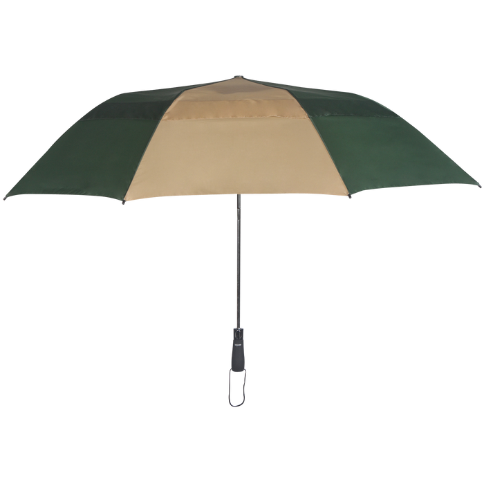 Hunter/Tan Mercury Umbrella