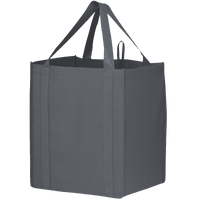 Gray Big Storm Grocery Bag Thumb