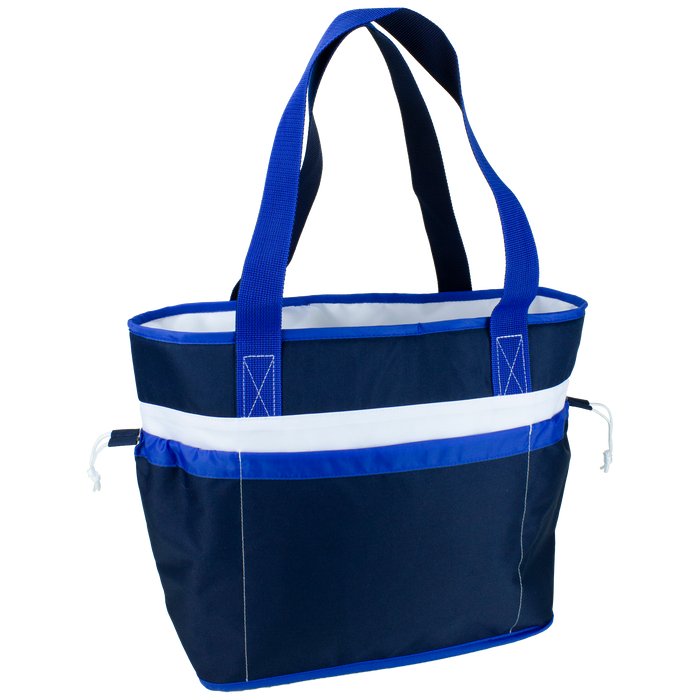 Navy Blue Urban Cooler Tote