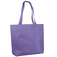 Purple Suburban Tote Thumb