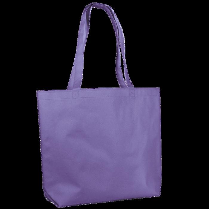Purple Suburban Tote