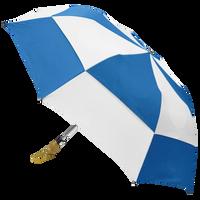 Royal/White Archer Umbrella Thumb