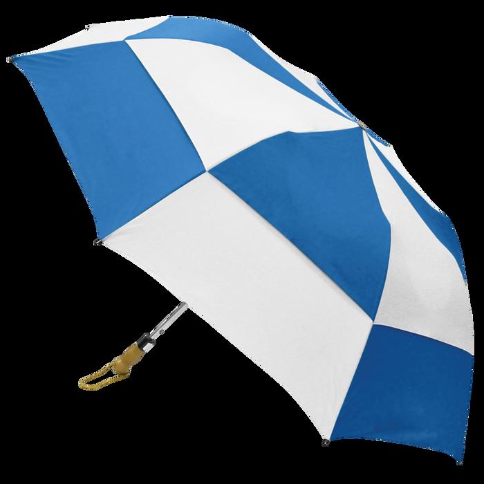 Royal/White Archer Umbrella
