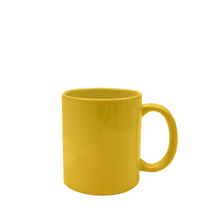 Yellow Classic Coffee Mug