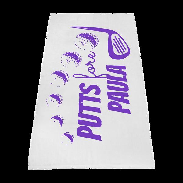 white beach towels,  imprinted beach towels,