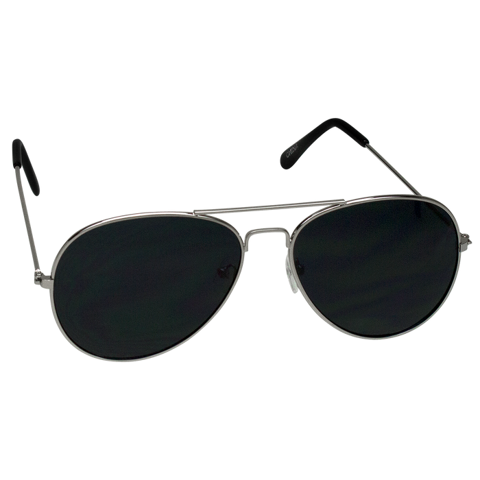 Silver Oshkosh Sunglasses