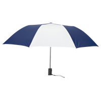 Navy/White Budget Umbrella Thumb