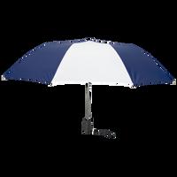 Navy/White Budget Umbrella Thumb