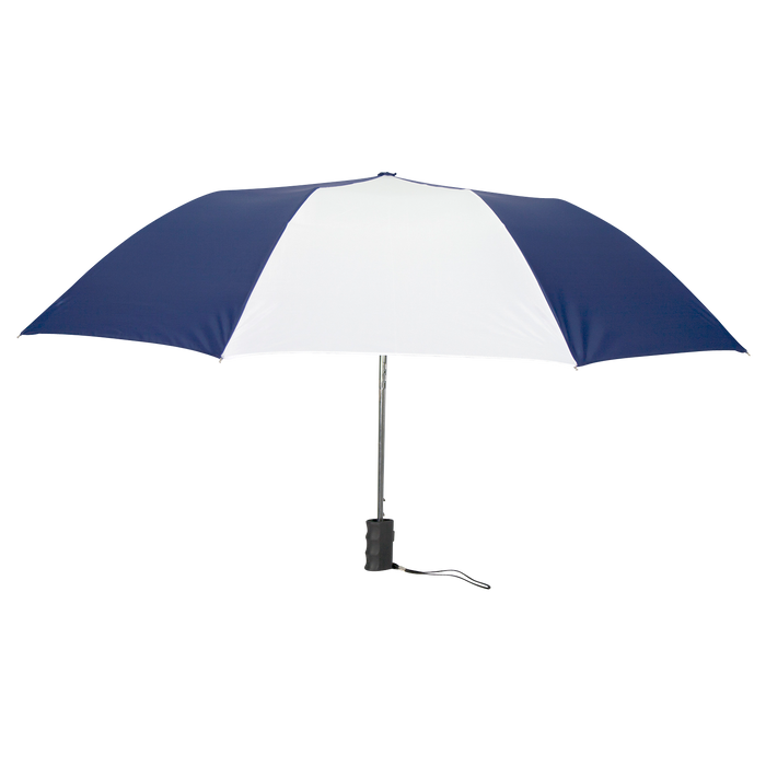 Navy/White Budget Umbrella