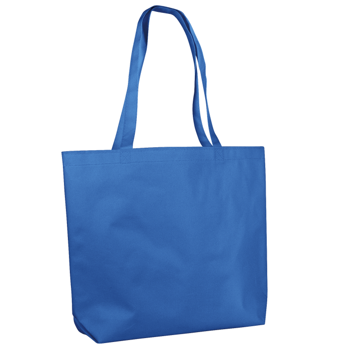 Royal Blue Suburban Tote