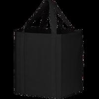 Black Big Storm Grocery Bag Thumb