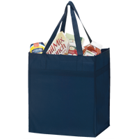 Navy Blue Big Tex Grocery Bag Thumb