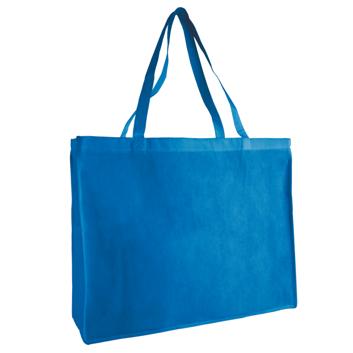 Cool Blue Convention Tote Plus