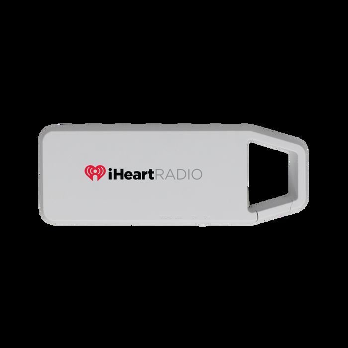 Mini Clip-On Bluetooth Speaker