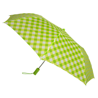 Green/Yellow Plaid Andromeda Umbrella Thumb