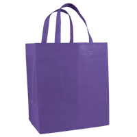 Purple American Made Grocery Bag Thumb