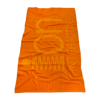 Value Line Color Beach Towel